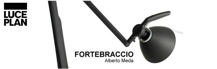 Luceplan Fortebraccio