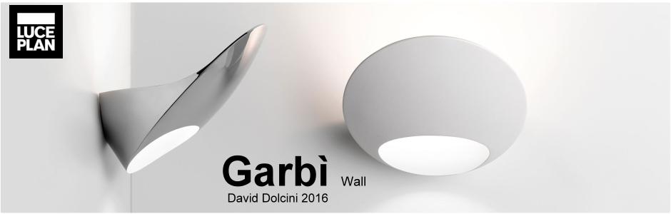 Luceplan Garbi Wall