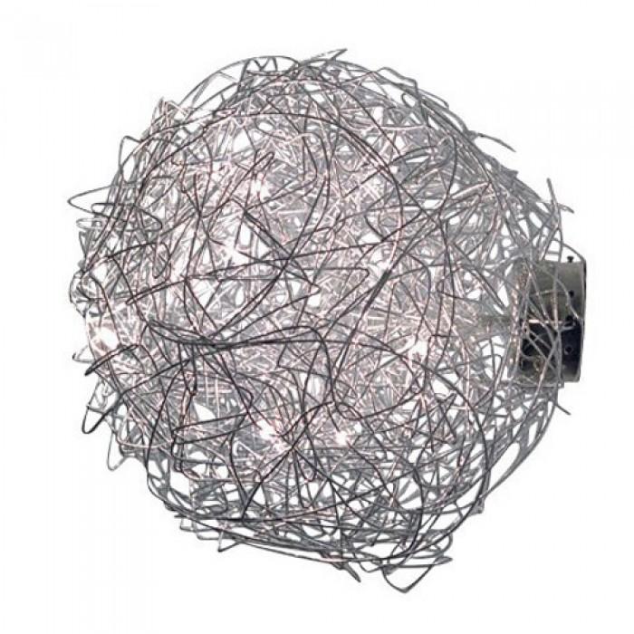 catellani smith fil de fer ovale wand deckenleuchte designer lampen leuchten mit. Black Bedroom Furniture Sets. Home Design Ideas