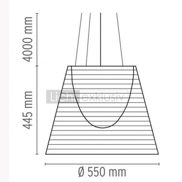 flos ktribe s3 alu silber designer lampen leuchten mit preisgarantie. Black Bedroom Furniture Sets. Home Design Ideas