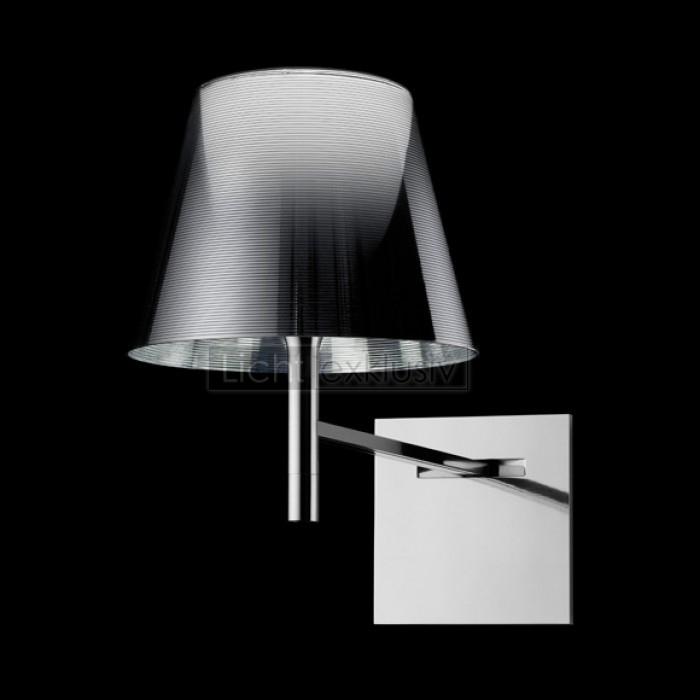 flos ktribe w transparent designer lampen leuchten mit preisgarantie. Black Bedroom Furniture Sets. Home Design Ideas