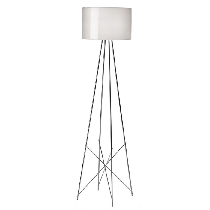 flos ray f1 grau designer lampen leuchten mit preisgarantie. Black Bedroom Furniture Sets. Home Design Ideas