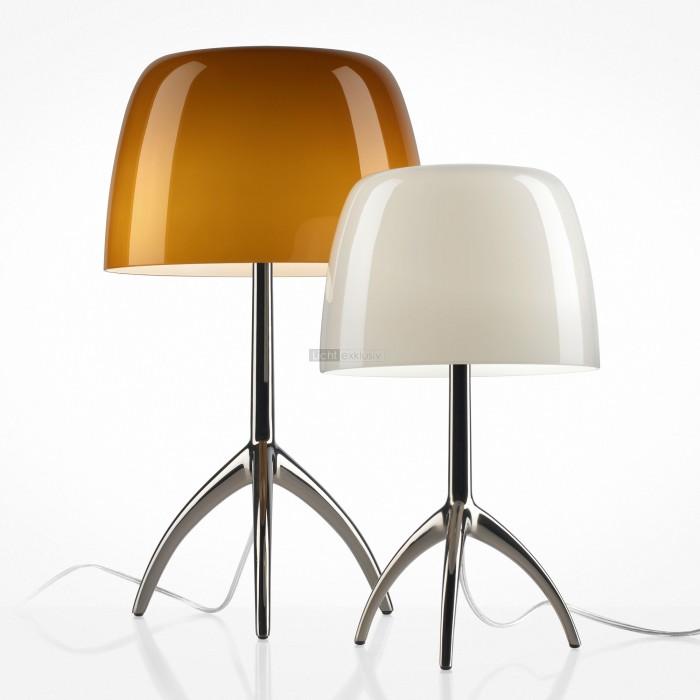 Verrassend Foscarini Lumiere 05 Piccola Tavolo - Designer Lampen & Leuchten MD-09