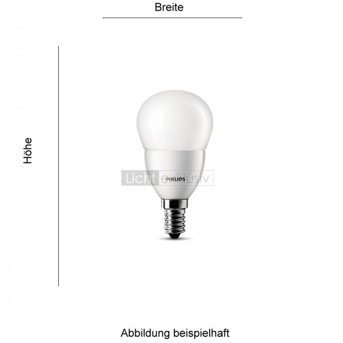 philips philips led 6w led retrofit e14 designer lampen leuchten mit preisgarantie. Black Bedroom Furniture Sets. Home Design Ideas