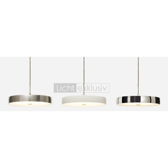 oligo decent pendelleuchte alu geb rstet designer lampen leuchten mit preisgarantie. Black Bedroom Furniture Sets. Home Design Ideas