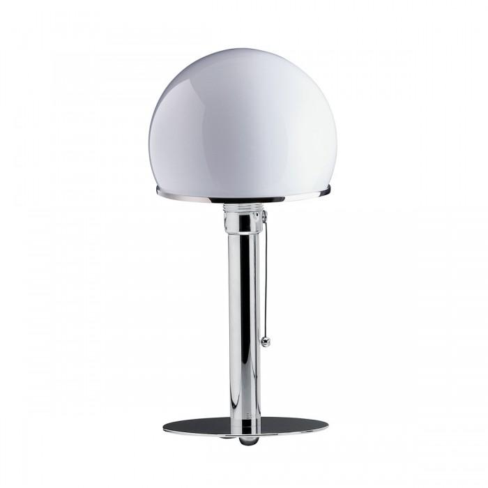 Tecnolumen wagenfeld wa24 tischleuchte designer lampen for Wagenfeld tischleuchte nachbau