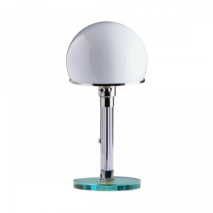 Tecnolumen Wagenfeld Wg24 Tischleuchte Designer Lampen
