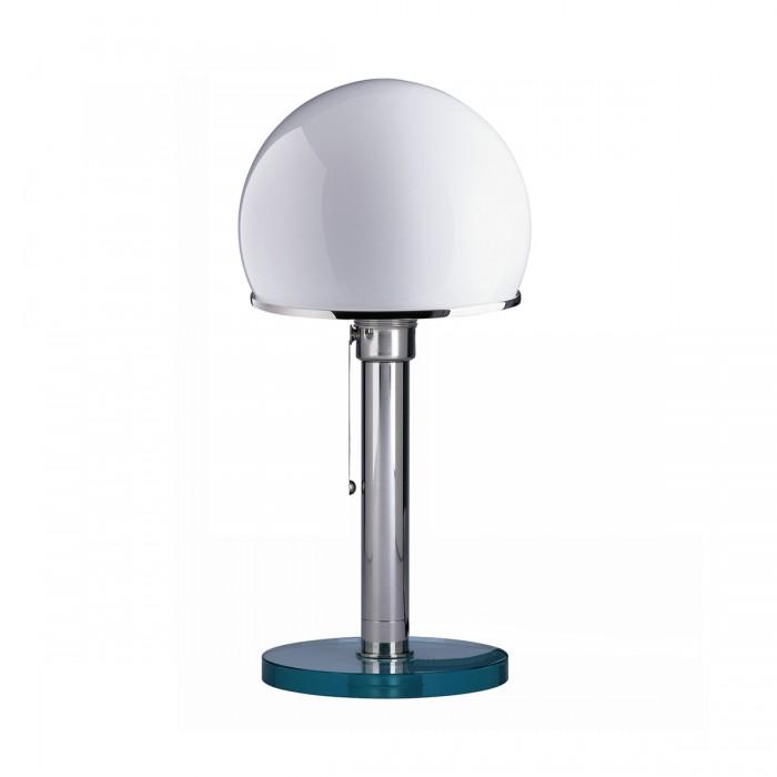 tecnolumen wagenfeld wg25 gl tischleuchte designer lampen leuchten mit preisgarantie. Black Bedroom Furniture Sets. Home Design Ideas